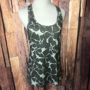 Roxy Floral Athletic Tank